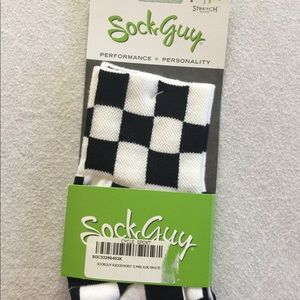 NWT sock guy socks